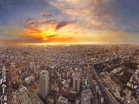 絶景!大阪「あべのハルカスで」地上300mのバーベキュー!