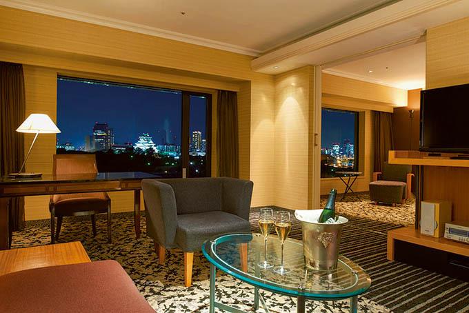 お得なホテルチケット付き「ホテルニューオータニ大阪」で豪華ステイ