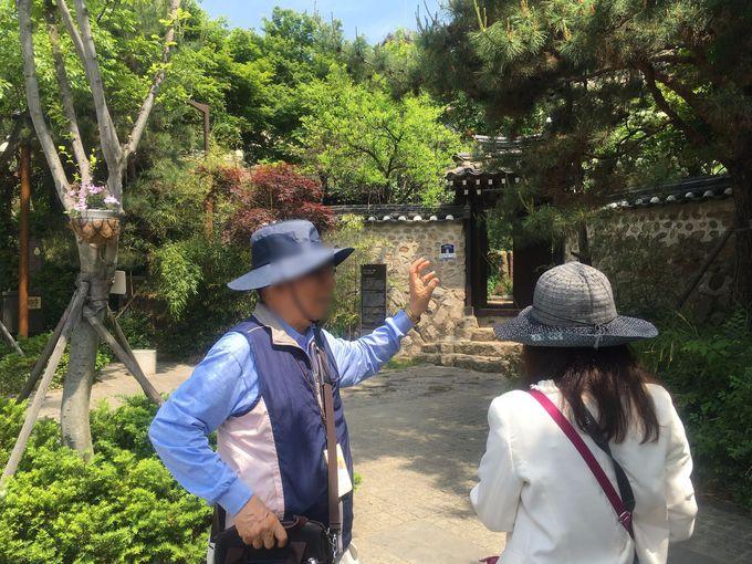 漢陽都城のウォーキングツアーに注目
