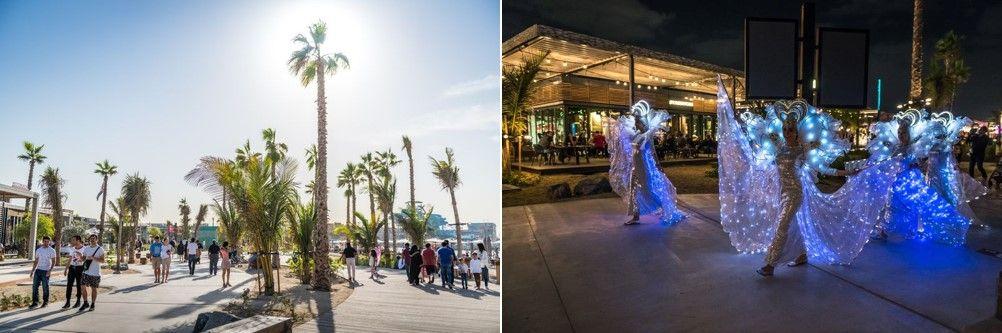 2.都会的な雰囲気のビーチスポット「ラ・メール」