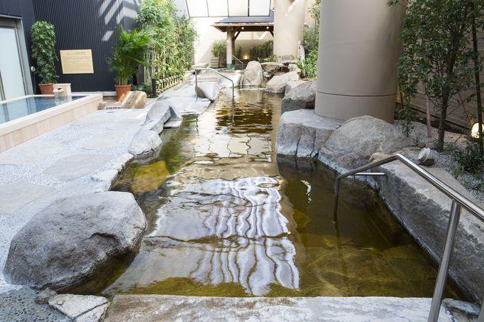 ブドウでキレイに!@東京ドーム天然温泉 スパ ラクーア