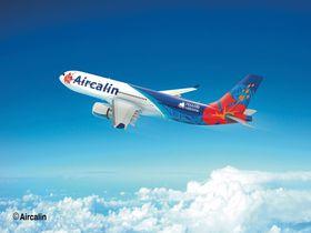 日本〜ニューカレドニアの航空券が往復36,000円〜!エアカランで大セール