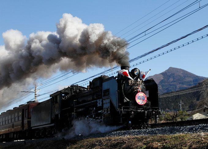 秩父鉄道「SLパレオエクスプレス」冬季特別運転再開!