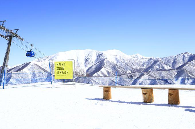 まだまだ雪たっぷり!スキー&スノボは3月末まで