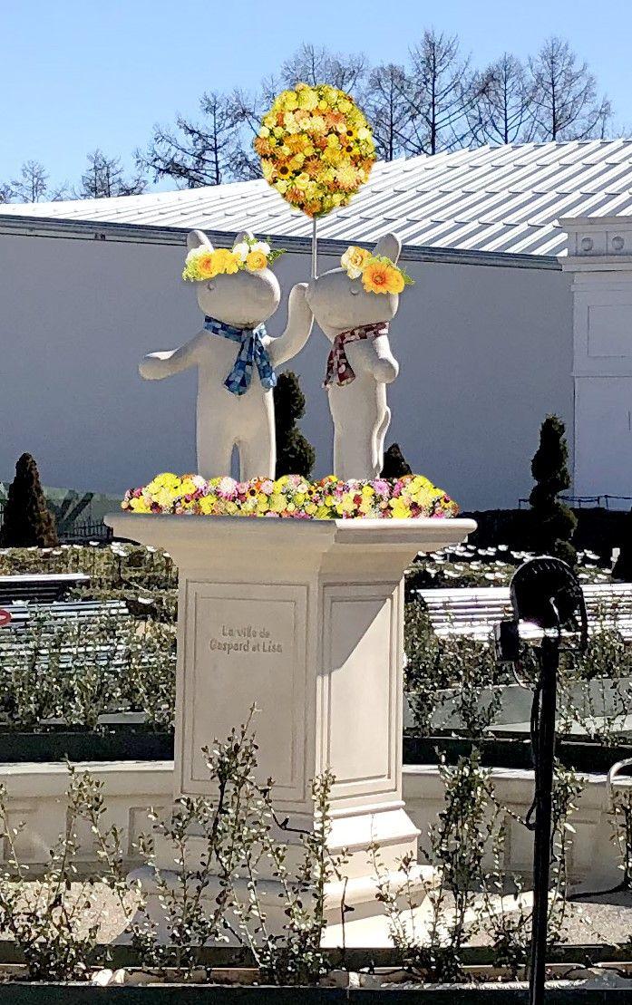 花々で彩られたパリの街並みがフォトジェニック!