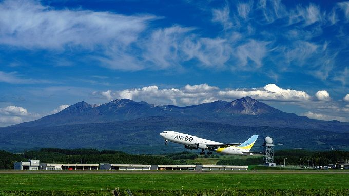 「AIRDO」北海道を中心に就航。独自サービスも魅力