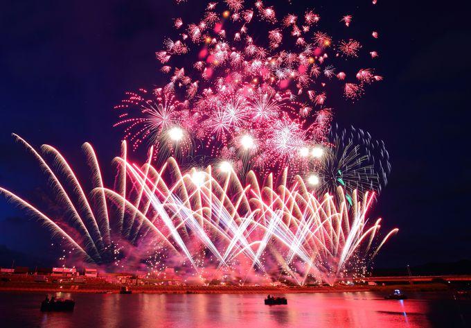 注目は手筒花火!「豊橋祇園祭」が開催