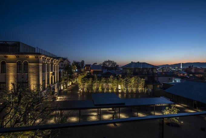 「ザ・ホテル青龍 京都清水」京都府在住者限定宿泊プラン
