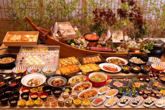 夜鳴きそばもあり!伊豆の旬の素材を楽しむ夕食