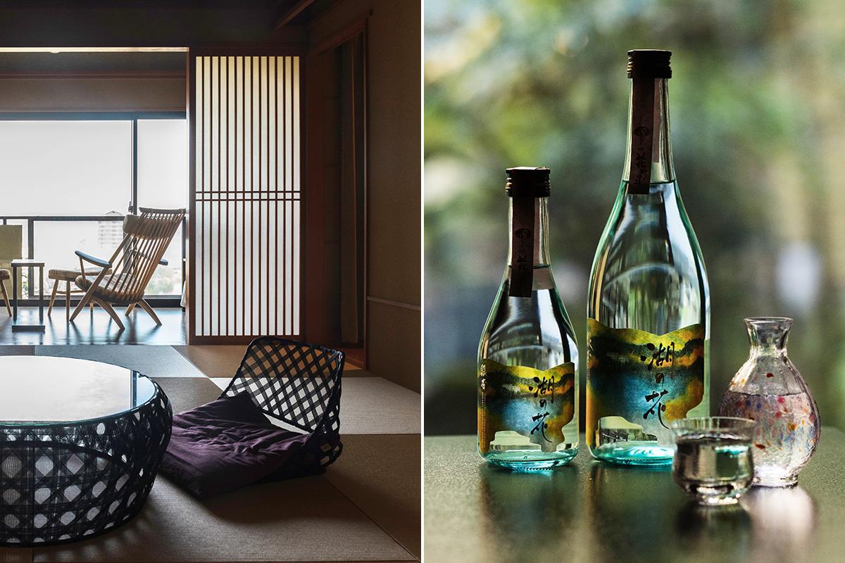 大津旅アイデア【3】温泉宿×地酒で至福のおこもりステイ
