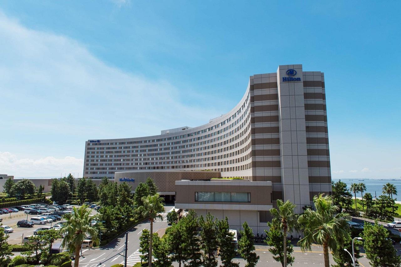 ヒルトンホテルは国内にこんなにもある!
