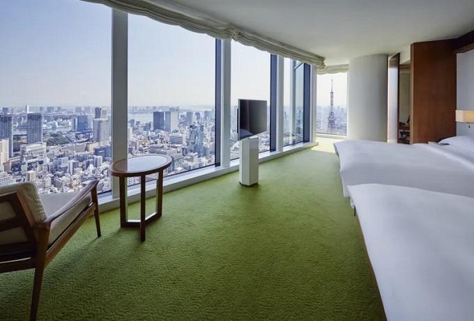 アンダーズ東京の「連泊でおトク旅」プランで注意したい点は?