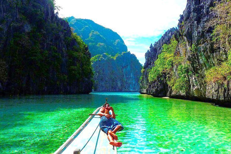 フィリピン最後の秘境エルニド!心あらわれる神々の島でアイランドホッピング