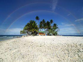 「何もない贅沢」ミクロネシア 絶海の孤島ジープ島で癒しと自分を解放する旅へ
