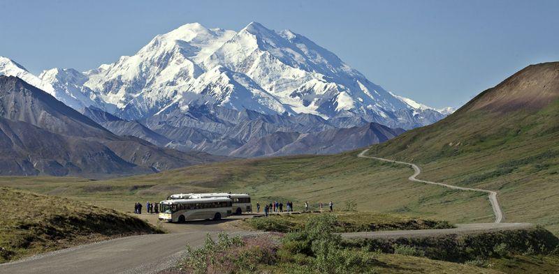 偉大なる北米最高峰「デナリ」、そしてデナリ国立公園