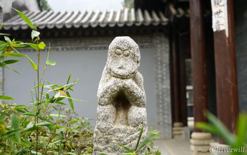 西安古刹の古観音禅寺