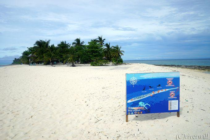 カランガマン島の概要