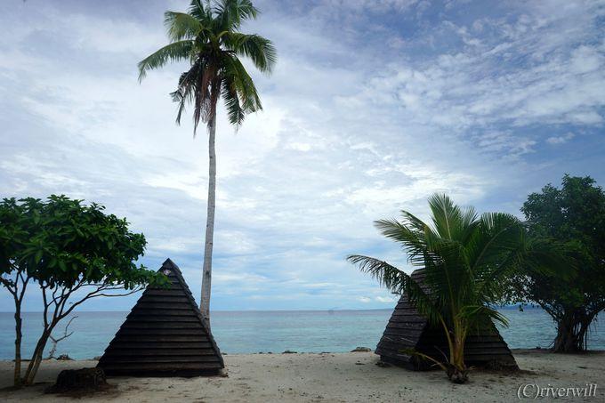 ぜひ絶海の孤島カランガマン島へ癒しの旅へ
