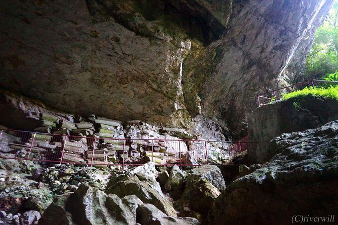 サガダと言えば「洞窟」!目指すはルミアン洞窟とスマギン洞窟