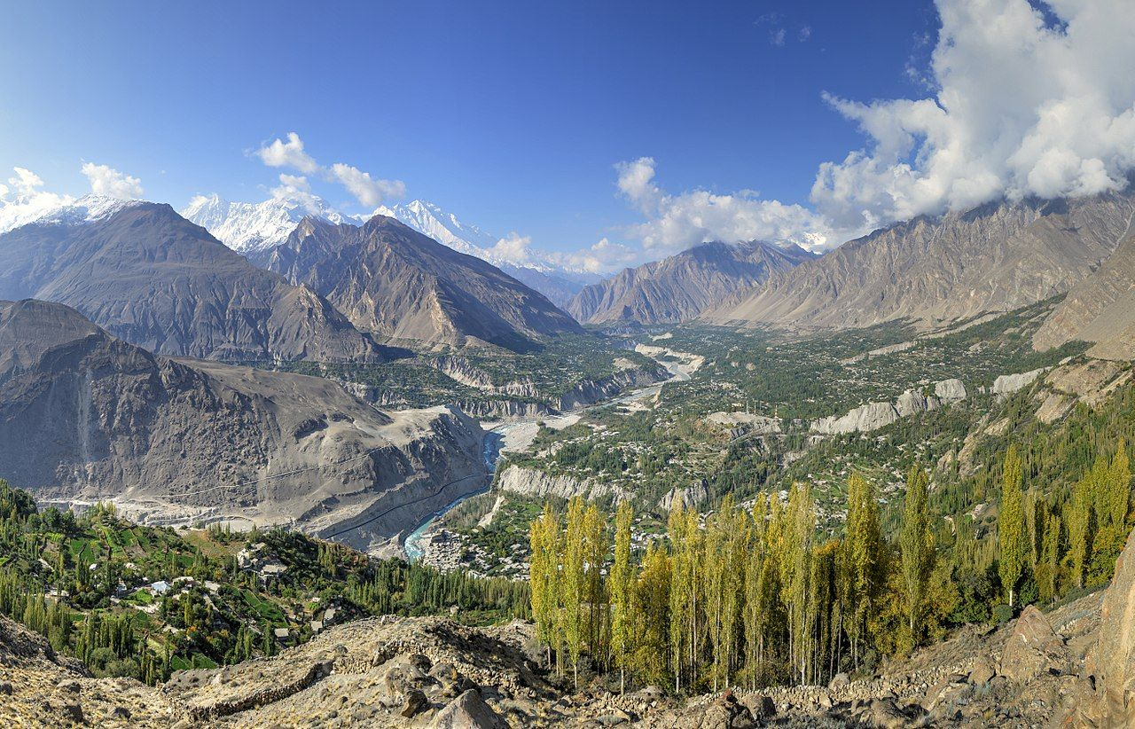 風の谷フンザ!ナウシカワールド広がるパキスタンの桃源郷