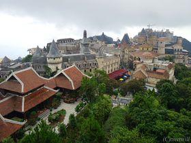ダナンの山に中世フランス!?「バナヒルズ」は花の都のワンダーランド