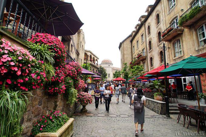 6.ベトナムの街でフランスを感じよう