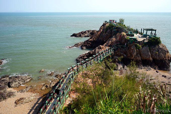 台湾海峡に浮かぶ馬祖列島とは