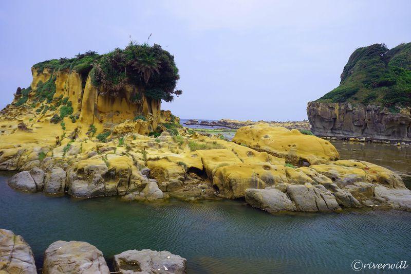 ポスト野柳!台湾基隆のアナザーカッパドキア「和平島公園」