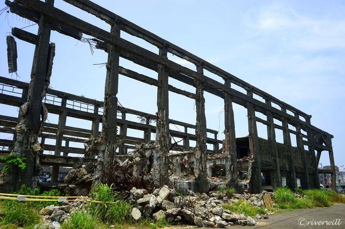 和平島に来たなら新鮮魚介に廃墟とカラフルな港町も楽しもう!