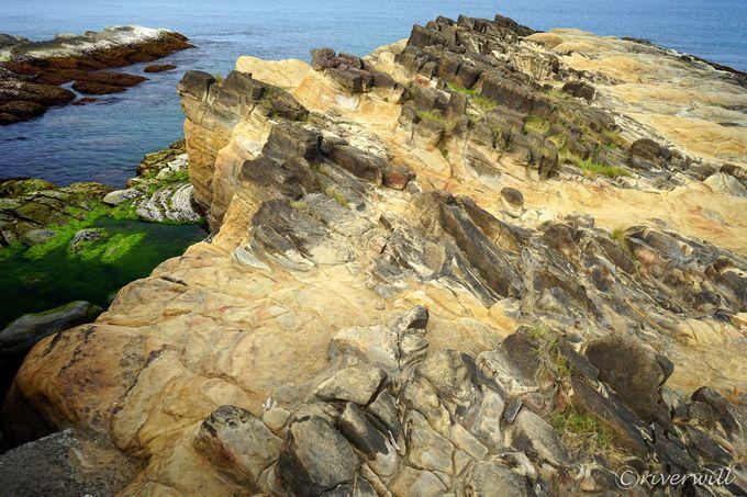 基隆ならではの奇岩奇景の世界