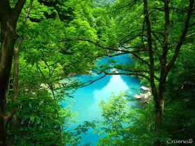 暑い夏には天然クーラー!秋田「抱返り渓谷」で涼感ハイキング