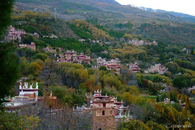 「中国でもっとも美しい村」その1:甲居村
