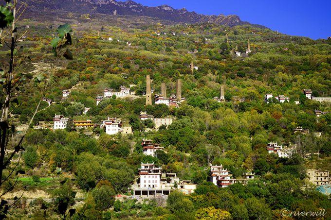 「中国でもっとも美しい村」その2:梭坡村