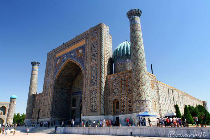 4.ウズベキスタンのおすすめ観光スポット