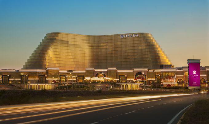 フィリピン最大!巨大カジノ総合リゾート「オカダマニラ」