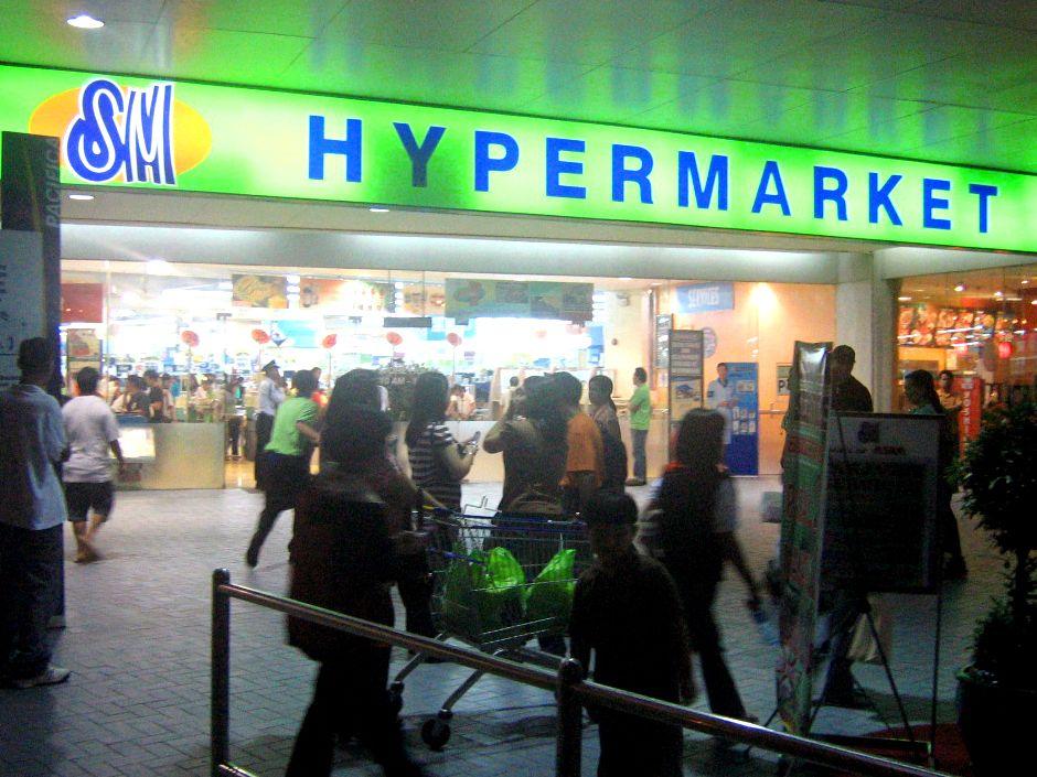 お土産選びは巨大スーパーで決まり!SMスーパーマーケット