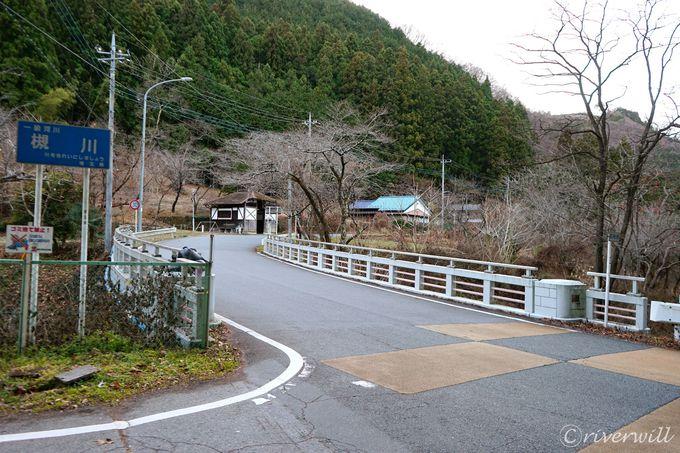 定峰峠へのアクセス