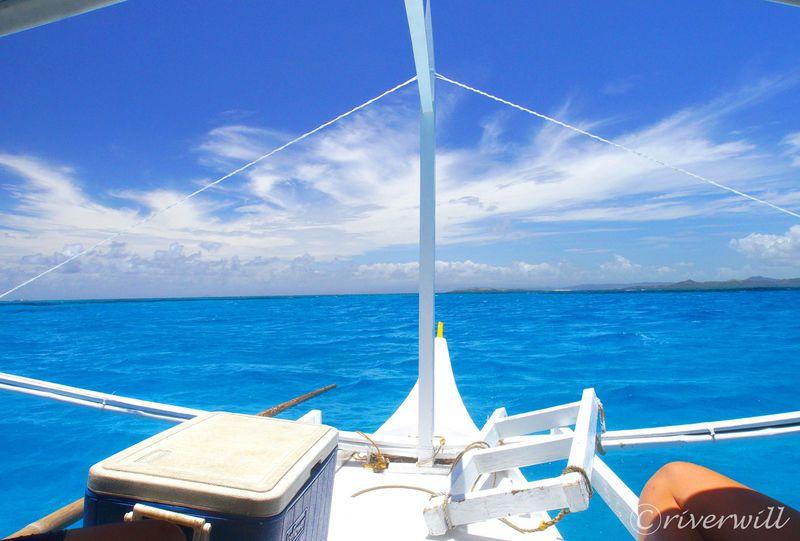 見てこの海の青!フィリピン・シアルガオ島で絶景アイランドホッピング