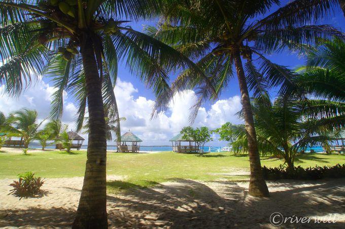 3島目:3島の中で最大かつ唯一の有人島・ダク島
