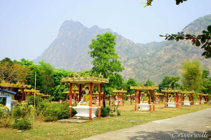 地元に愛される聖なる山・ヅウェカビン山