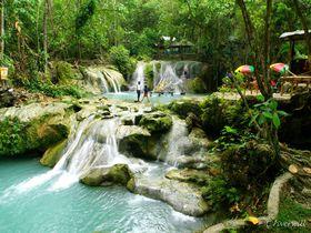 フィリピン・ダバオの日帰りリゾート!サマール島で冒険気分