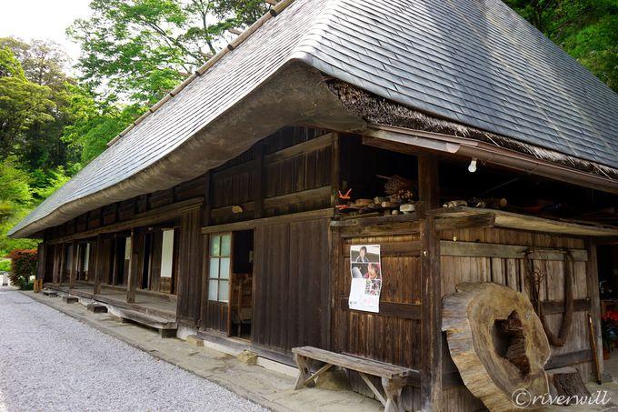 平家落人の里に伝わる鶴富屋敷