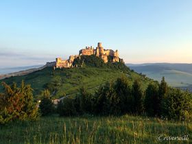 天空の城スピシュ城!ジブリファン必見のスロバキア中世古城