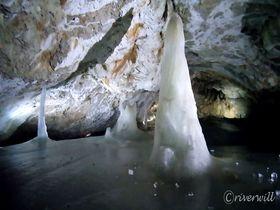 真夏もひんやり万年氷!スロバキア世界遺産ドブシンスカ氷穴