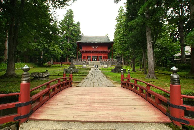 3日目午前:日本一の大イチョウから鶴の舞橋、パワースポット岩木山神社へ