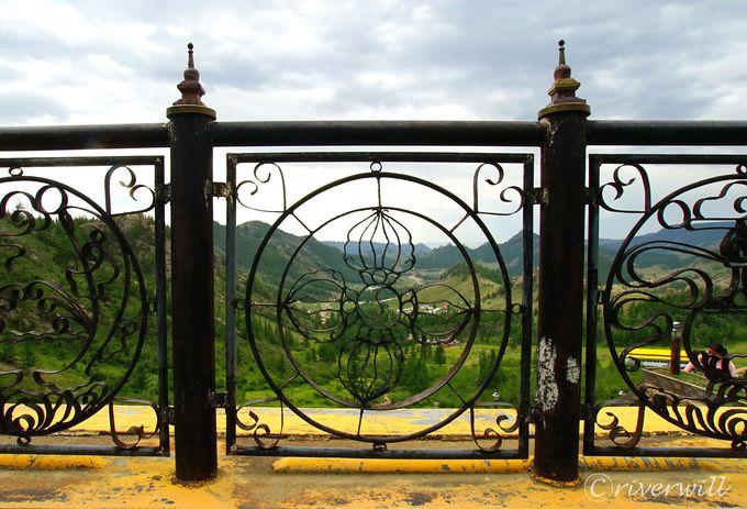 まるでヨーロッパアルプス!アリヤバル寺院からの絶景!