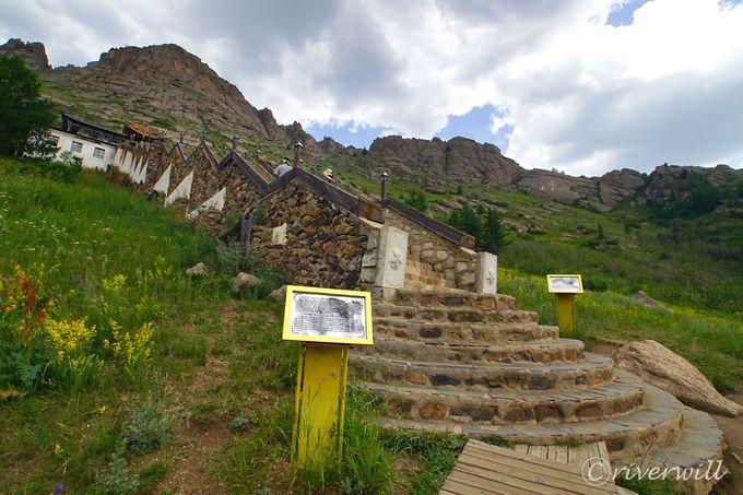テレルジの絶景寺・アリヤバル寺院