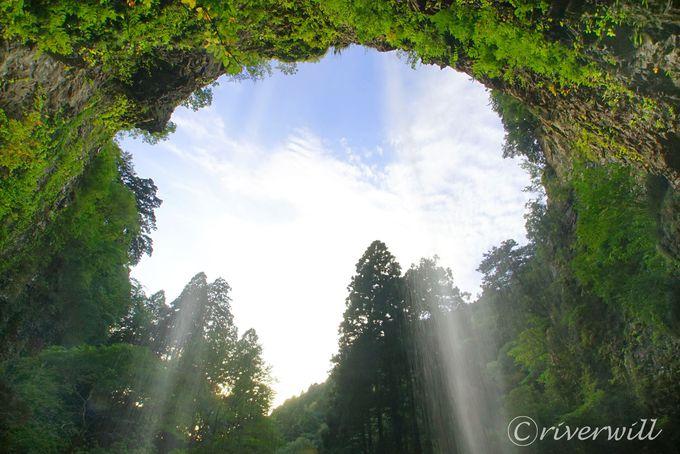 水の絶景:豊富な湧き水がもたらす神秘の滝や田園風景