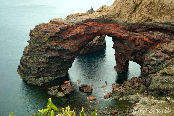 大地の絶景:日本離れしたダイナミックな断崖や奇岩の数々