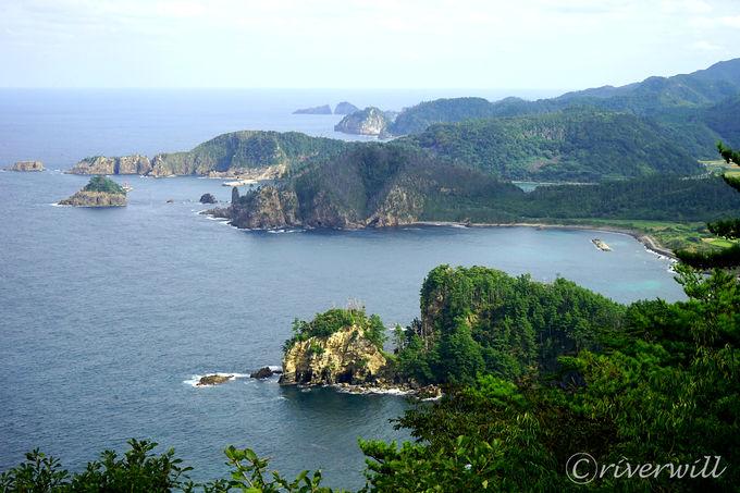 島後随一の絶景パノラマ!白島展望台